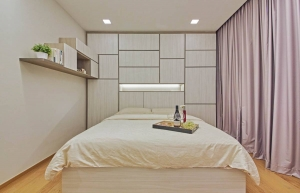 A WORLD OF DREAMS AND SANCTUARY:Designer's tips to creating the perfect bedroom